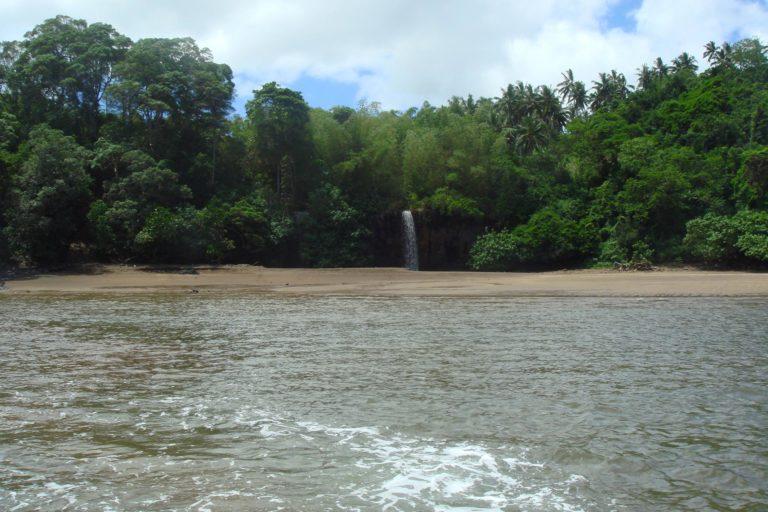 Cascade de Soulou avec Mayotte Découverte