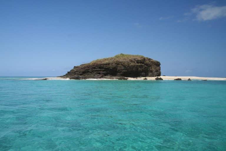 ilot sauvage à Mayotte